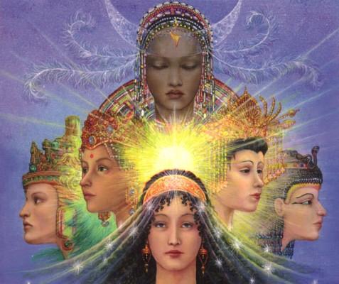Goddessesattributes
