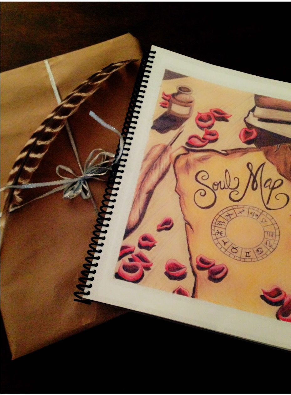 Soul Map ~ Personalized Astrological Birthday Book!