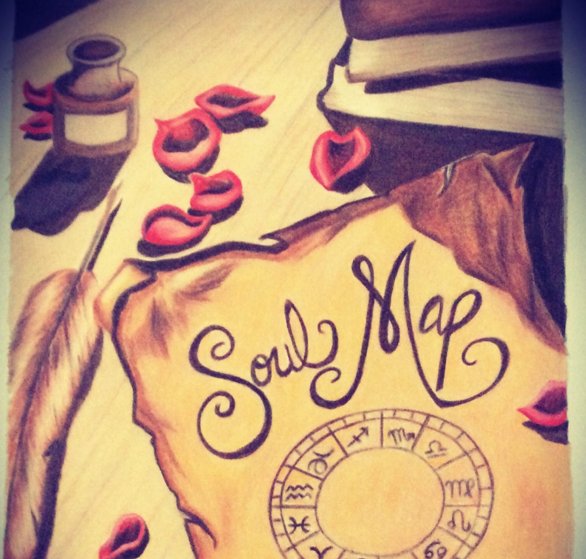 SOUL MAP ~ A Book of You