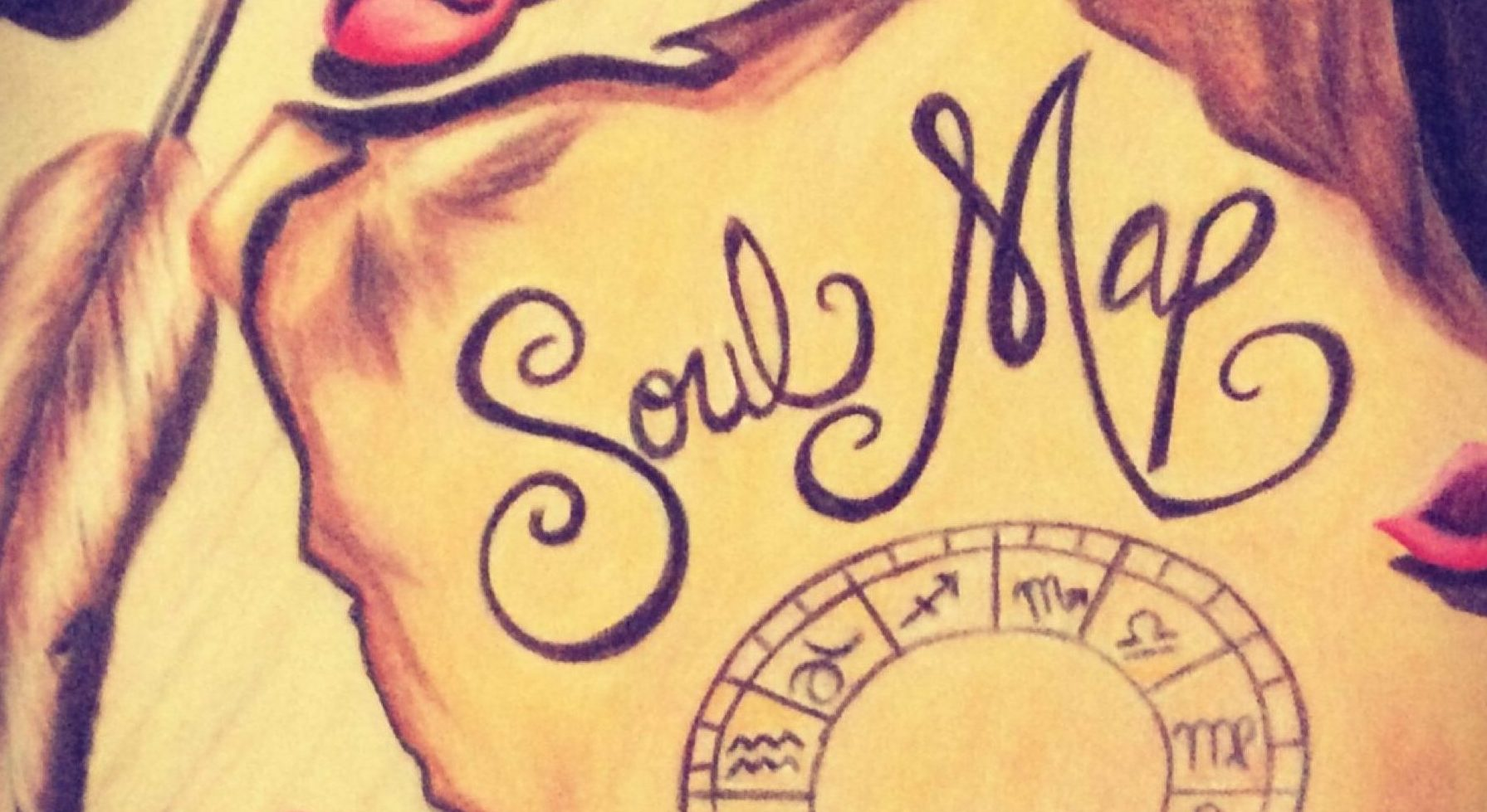 Soul Map ~ A Personalized Astrological Book. A